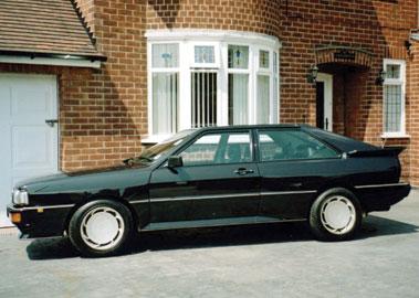 Lot 49-1984 Audi Quattro Treser Turbo