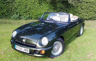 Lot 20-1996 MG R V8