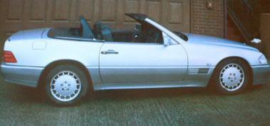 Lot 24-1992 Mercedes-Benz 300 SL