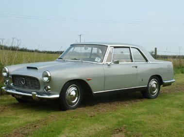 Lot 31-1961 Lancia Flaminia Coupe