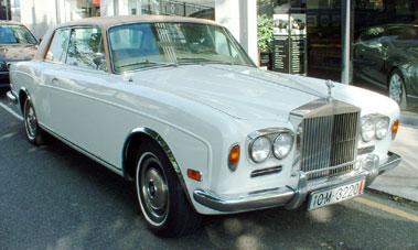 Lot 52-1973 Rolls-Royce Corniche