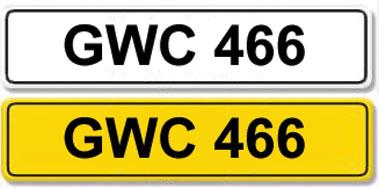 Lot 4 - Registration Number GWC 466