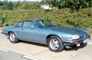 Lot 14-1986 Jaguar XJ-SC 5.3