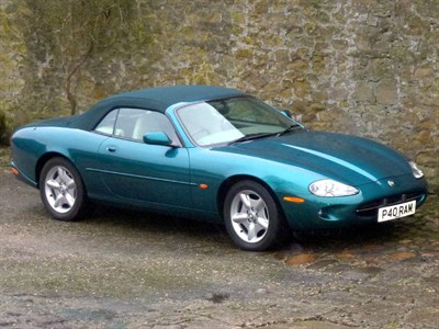 Lot 18-1996 Jaguar XK8 Convertible
