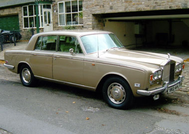 Lot 32-1974 Rolls-Royce Silver Shadow