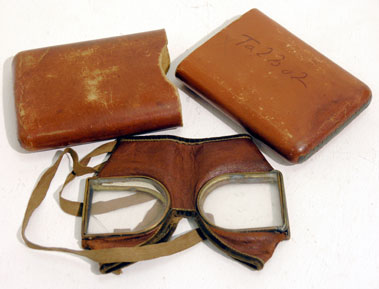 Lot 218-Early Goggles
