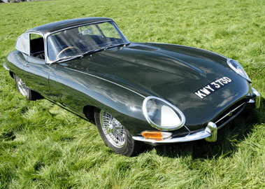 Lot 34-1966 Jaguar E-Type 4.2 Coupe