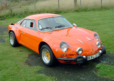 Lot 21-1973 Alpine Renault A110