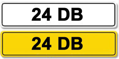 Lot 5-Registration Number 24 DB