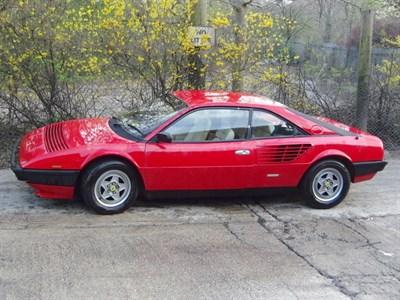 Lot 28-1983 Ferrari Mondial Quattrovalvole