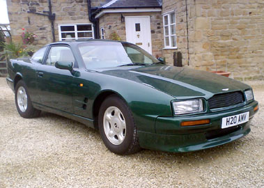 Lot 56-1990 Aston Martin Virage