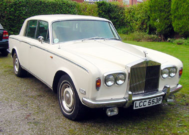 Lot 71-1976 Rolls-Royce Silver Shadow
