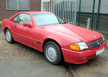 Lot 74-1991 Mercedes-Benz 300 SL-24