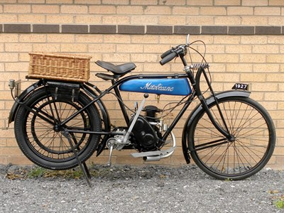 Lot 1-1927 Motobecane MB1