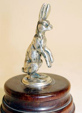 Lot 312-Alvis Hare Mascot