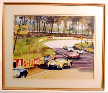 Lot 505-Original Artwork by B.D. Taylor
