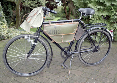 Lot 2-Swiss Army Bicycle