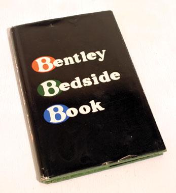 Lot 102-Bentley Bedtime Book