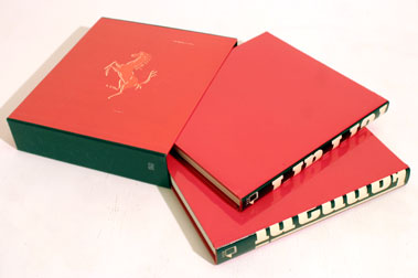 Lot 105-Ferrari Catalogue Raisonne 1946 - 1981