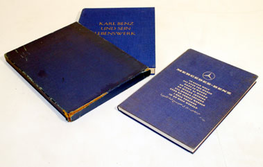 Lot 114-Two Mercedes-Benz Books