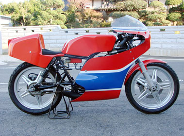 Lot 24-1978 Honda RS250