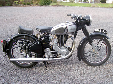Lot 11-1948 Norton ES2