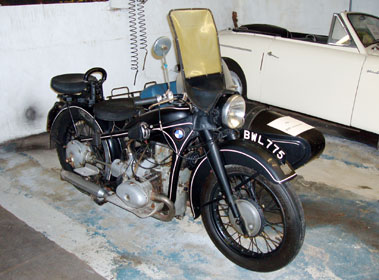 Lot 4-1935 BMW Combination
