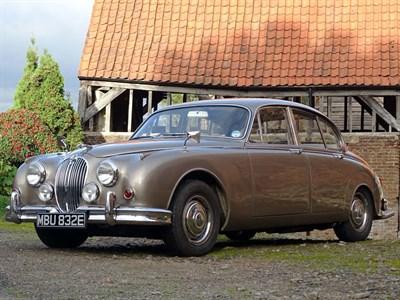 Lot 92-1967 Jaguar MK II 3.8 Litre