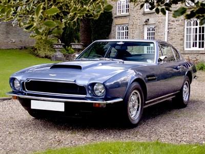 Lot 49 - 1975 Aston Martin V8