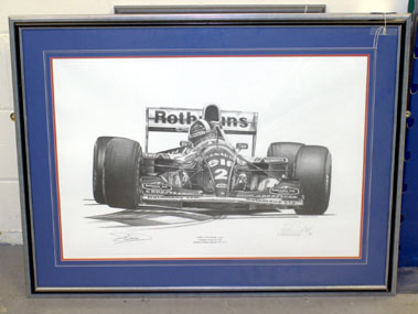 Lot 209-Three Limited edition Prints
