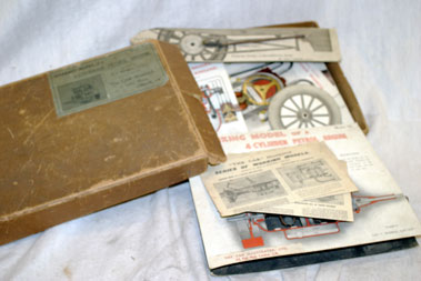 Lot 115-'The Car Illustrated Working Models'
