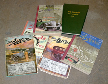 Lot 172-Motor Show/Exhibition Programmes/Reports