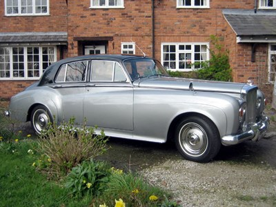 Lot 24-1965 Bentley S3 Saloon
