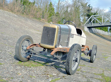 Lot 18-c.1924 Star 2-Litre `Brooklands' Monoposto Racing Car