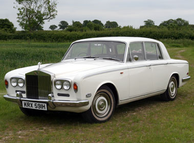 Lot 41-1970 Rolls-Royce Silver Shadow