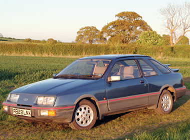 Lot 44-1984 Ford Sierra XR4i