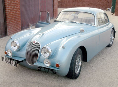 Lot 66-1960 Jaguar XK150 3.8 Litre Fixed Head Coupe