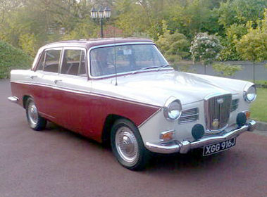 Lot 7-1970 Wolseley 16/60 Saloon