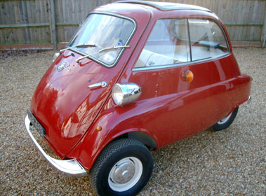 Lot 83-1957 BMW Isetta 300