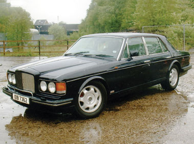 Lot 63-1989 Bentley Turbo R