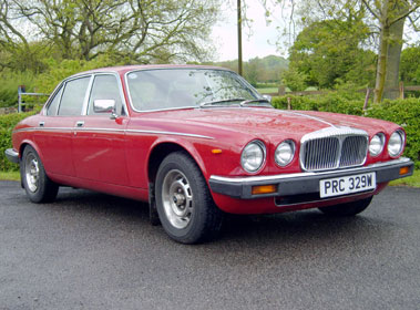 Lot 68-1981 Daimler Sovereign 4.2