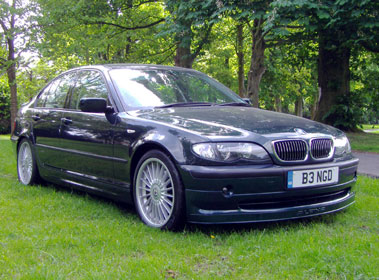 Lot 71-2004 BMW Alpina B3 3.3