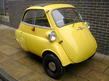 Lot 58-1962 BMW Isetta 300