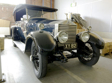 Lot 49-1927 Rolls-Royce 20hp Tourer