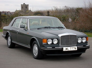 Lot 53-1991 Bentley Eight