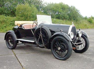 Lot 76-1926 Bugatti Type 23 `Brescia Modifie'
