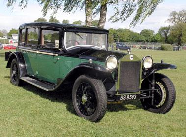 Lot 27-1929 Lancia Lambda Limousine