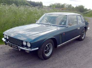 Lot 96-1970 Jensen Interceptor II