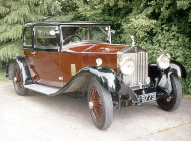 Lot 57-1929 Rolls-Royce 20/25hp Close-Coupled Coupe