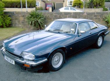 Lot 11-1992 Jaguar XJS 5.3